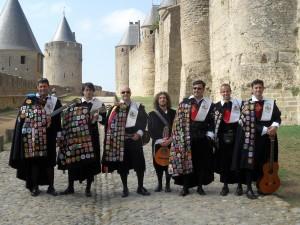 En Carcassonne